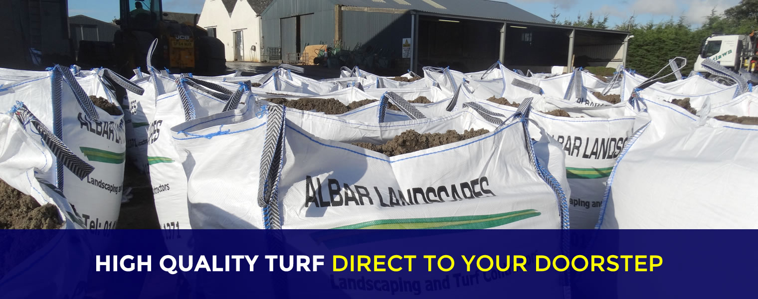 Albar Turf - Scotland's Leading Turf Supplier